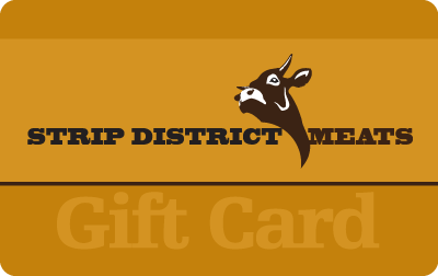 Strip District Meats gift card